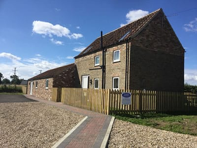Our self Catering Holiday Cottages in Aby